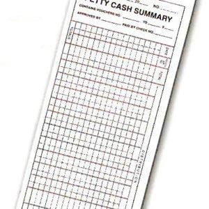Petty Cash Envelope