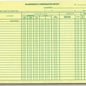 Commission Reports and Forms