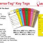 Genuine Versa Tag Key Tags