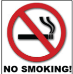 No Smoking Reminders