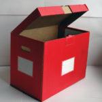 File Folder Storage Boxes
