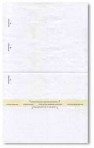 Combination Letterhead Envelope