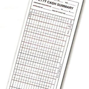 Petty Cash Envelope